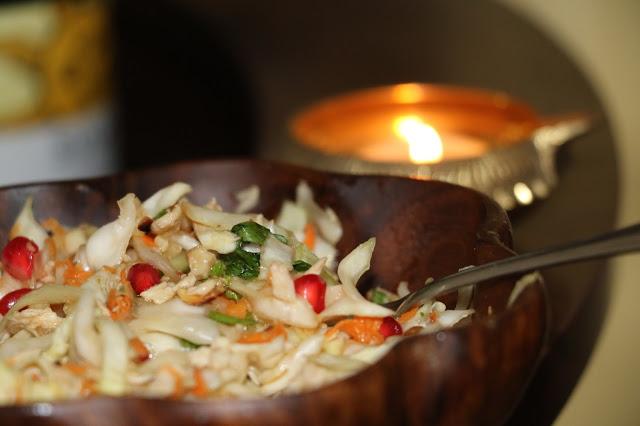 Ema Spa salad