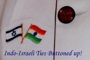 indo-Israeli ties