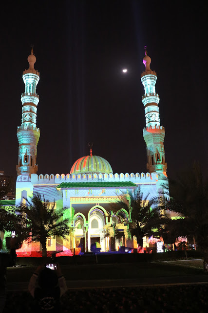 Sharjah Light Festival 2017 Experience in Different Locations - i ...