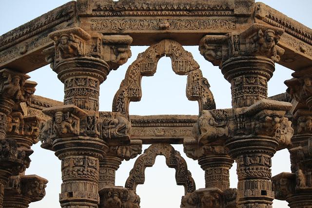Arches - Kiradu Temple