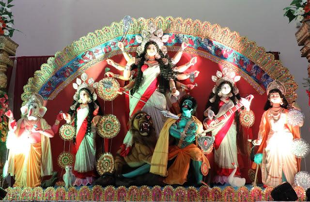 Brookefields Durga Pujo