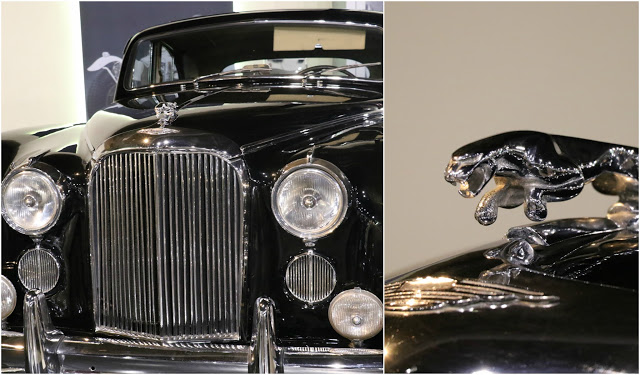 Classic Cars Museum Jaguar