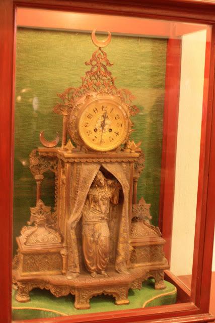Clocks in Unmaid Bhawan Palace Jodhpur