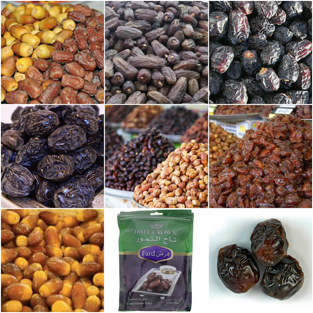 Dates from Sharjah