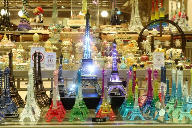 Eiffel Tower wordless wednesday caption this