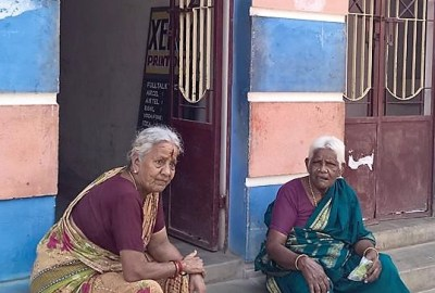 Faces of India Srirangam Tamil Nadu4