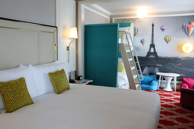 Famille Room The Parisian Mcao