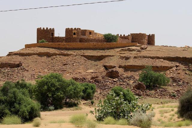 Khaba Fort Jaisalmer