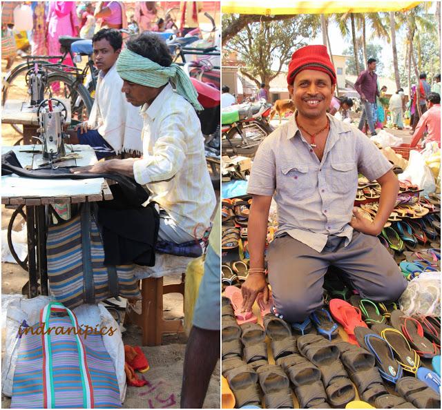 Nakunar Market Dantewada