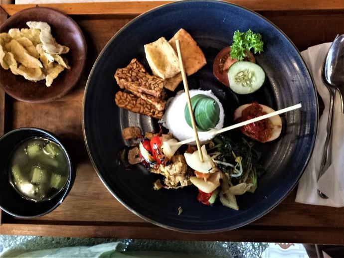 Must do things in Bali - Local Balinese Food
