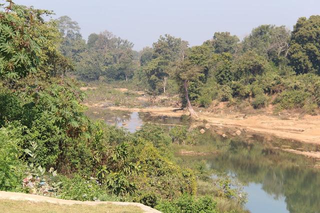 Rivers at Danteshwari Temple Dantewada