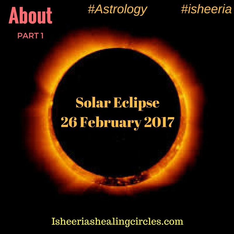 Solar Eclipse – 26 February 2017 – Part 1