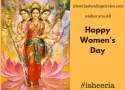 Women Day - Isheeria - Isheeriashealingcircles.com