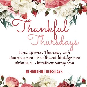 ThankfulThursdays - Isheeria
