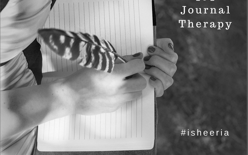Journaling - Journal Therapy - Isheeia - AtoZofHealing