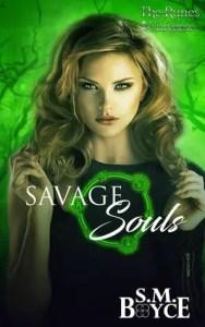 Savage Souls SM Boyce Runes Universe Isheeria Ishieta Reviews
