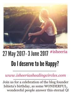 Isheeria birthday Happy isheeriashealingcircles.com happiness