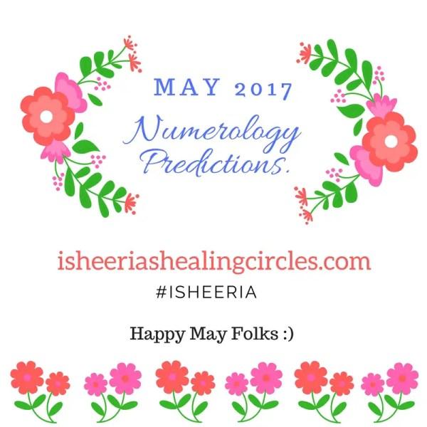 Numerology Predictions – May 2017