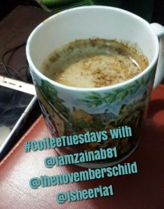 Coffee Tuesdays with isheeria #coffeetuesdays #isheeria
