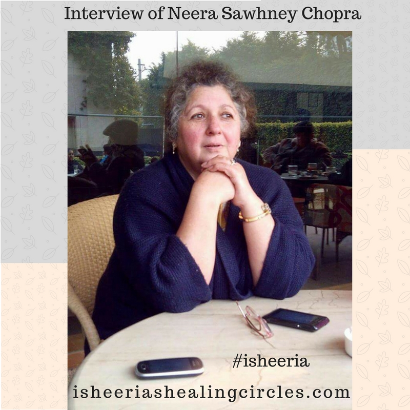 Interview: NSC #wtfow #writebravely #isheeria