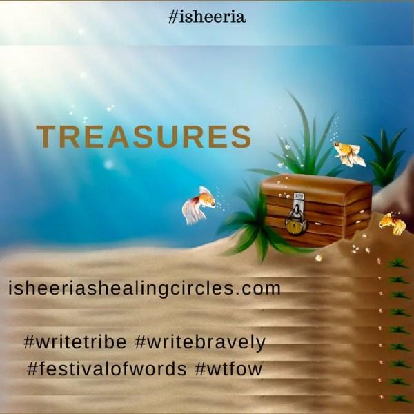 My Treasures  #wtfow #isheeria