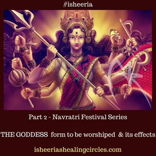 #Navratri – #Durga Navami #isheeria (2)