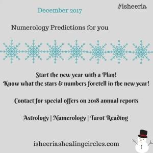 Decemember Prediction #isheeria
