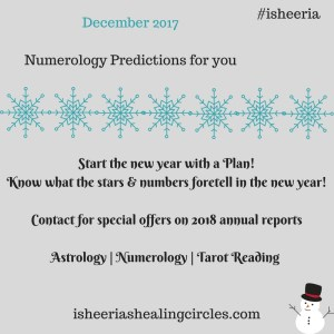 Decemember Prediction #isheeria