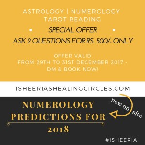 isheeria new year offer