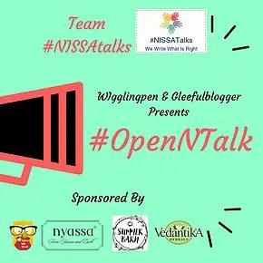 NissaTalks OpenNTalk Isheeria #HumFitTohIndiaFit - #NISSATalks #OpenNTalk #isheeria
