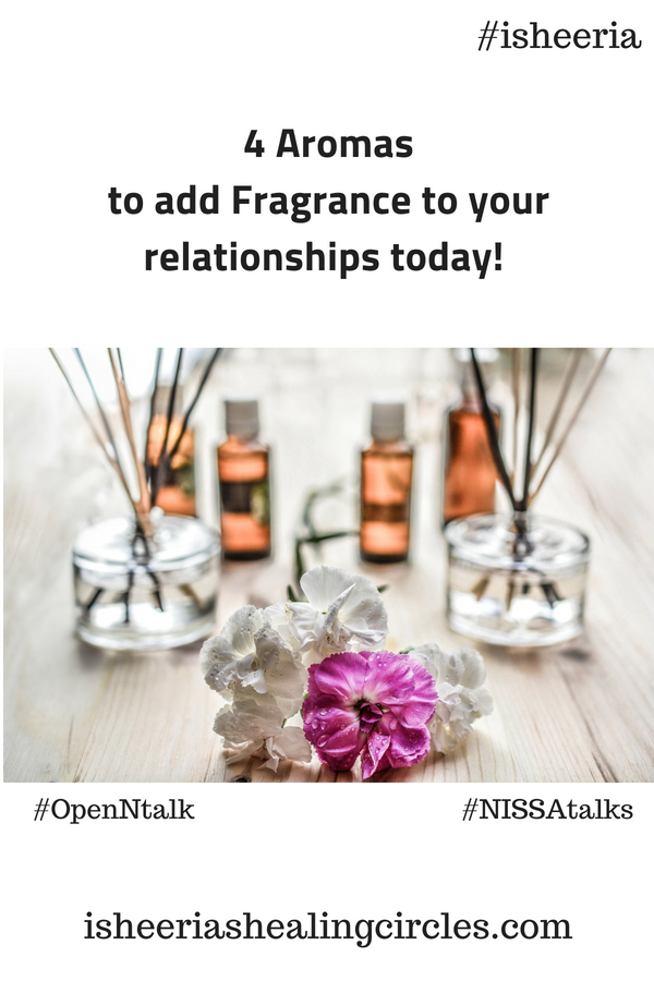 Fragrance in Relationships isheeria