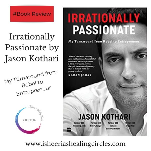 Irrationally Passionate – Jason Kothari #BookReview