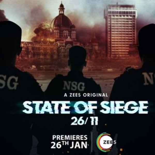 State of Siege on ZEE5
