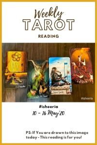 Weekly Tarot Reading on Isheeria