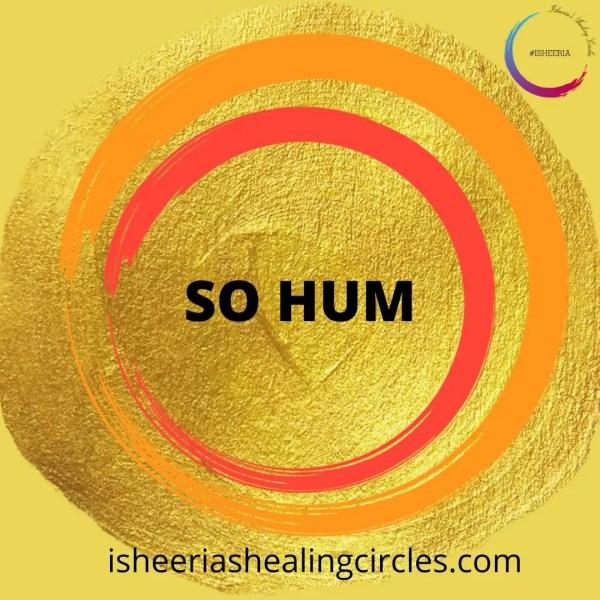 Mantra So Hum