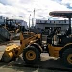 小型系車両建設機械講習の実技を受けてきた。
