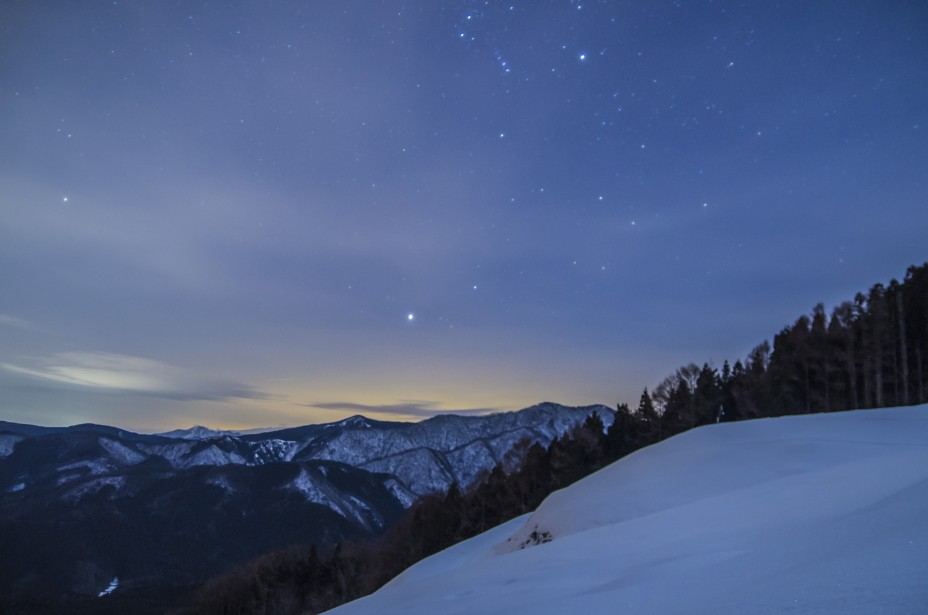 夜景・星空