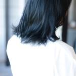 透け感のある黒髪で就活も実習も乗り越えよう。おしゃれで色落ちも綺麗な2018年最新黒染め