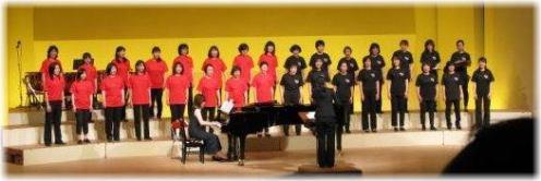 女声合唱 麦の唄