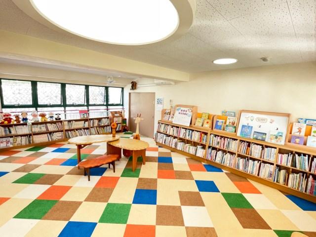 施設・図書室
