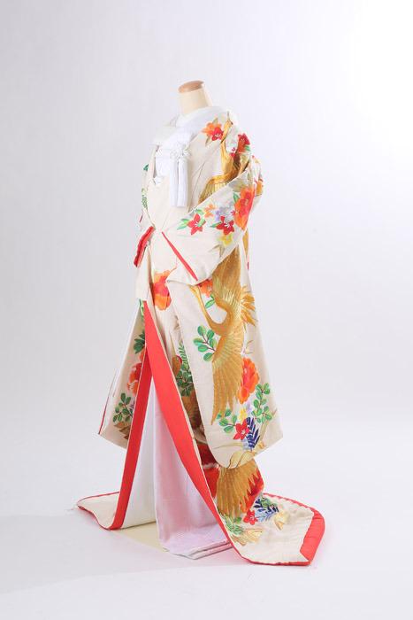 前撮りフォトウエディングが出来るISHIKURI PHOTO STUDIOの新作着物