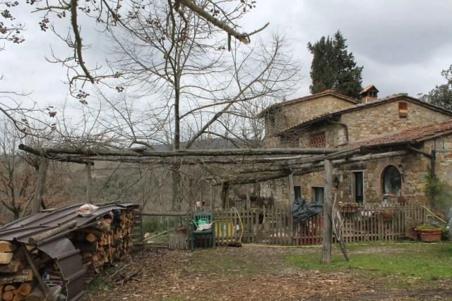 Chianti Cashmere Goat Farm in Tuscany