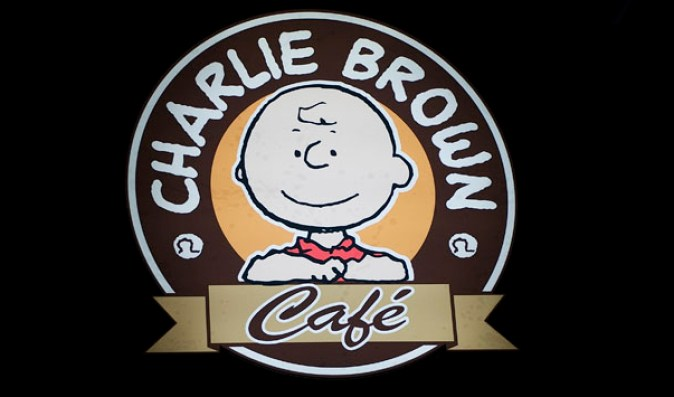 Charlie Brown Café Logo
