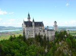 Rainbows, Violins and the Disney Castle – Bavaria
