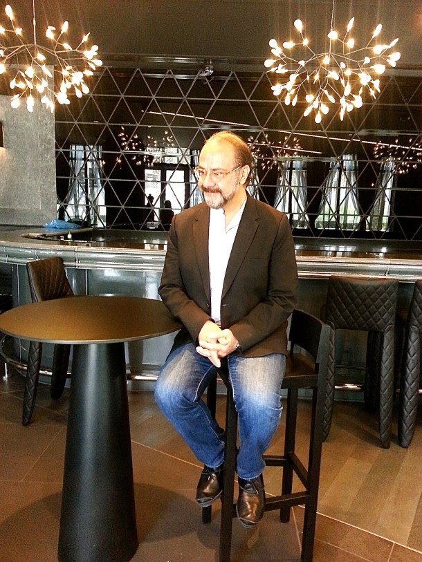 Greg Malouf in Cle Dubai