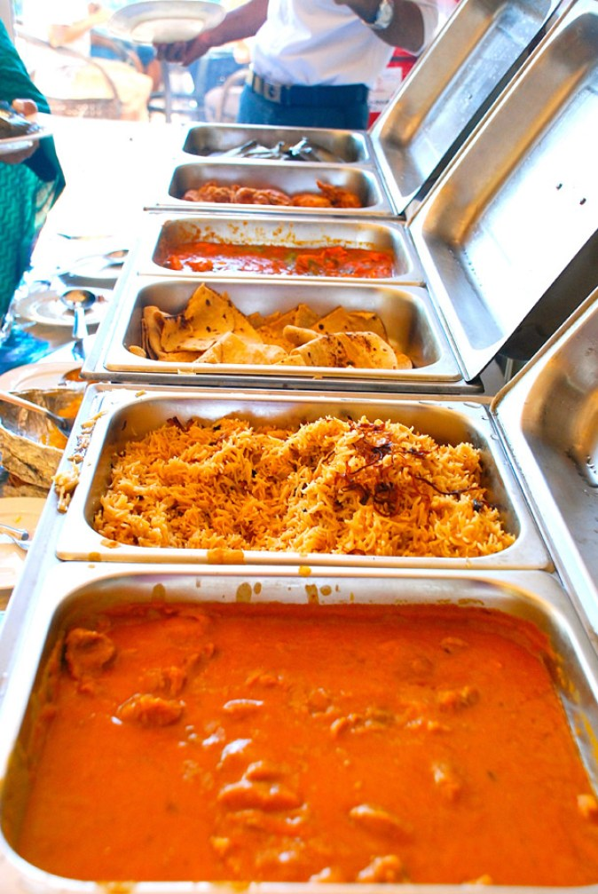 Parsi Buffet at Kebab Bistro