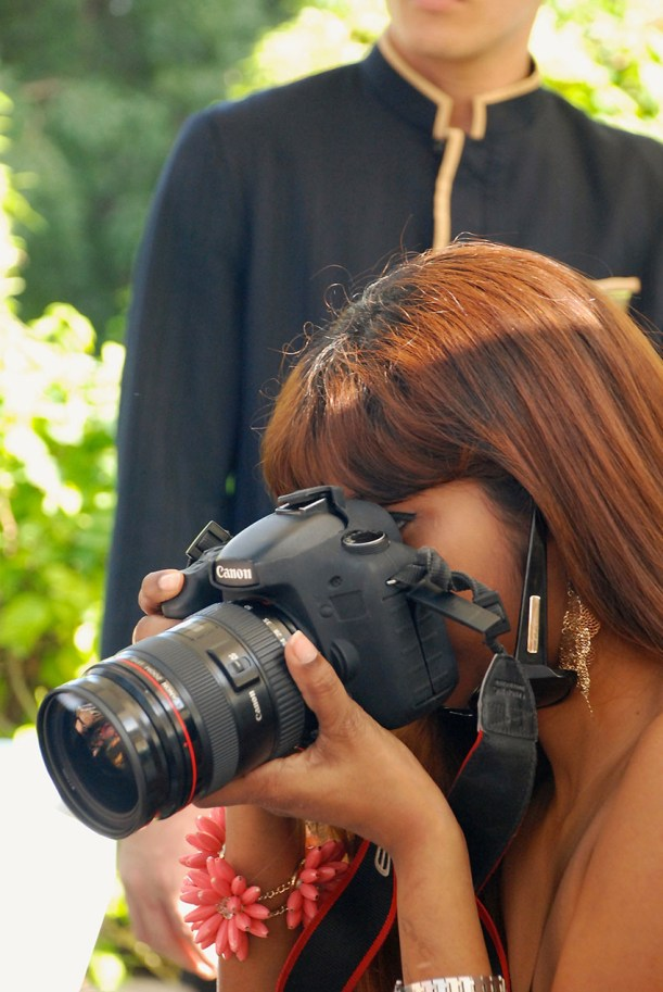 Drina Cabral, photographer and author of blog Eaternal Zest