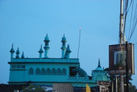 Mosque in Park Circus