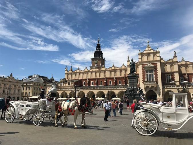 Krakow is a relatively undiscovered gem when compared to other European cities