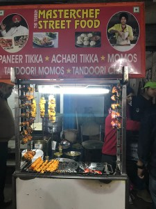 The Turban Master Chef Street Food in Sadar Bazar